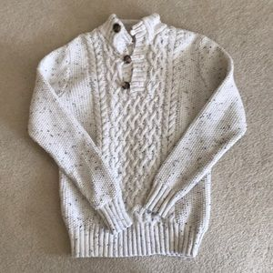 Cat & Jack Cable Knit Sweater Boys